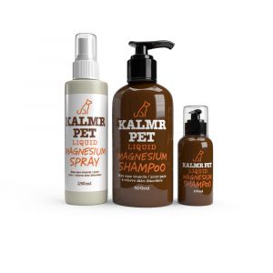 Kalmr Pet Shampoo 500ml + 100ml + Pet Spray 250ml